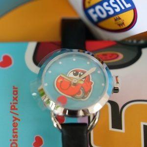 LMTD ED Disney-Pixar McQueen FOSSIL Watch - NWT